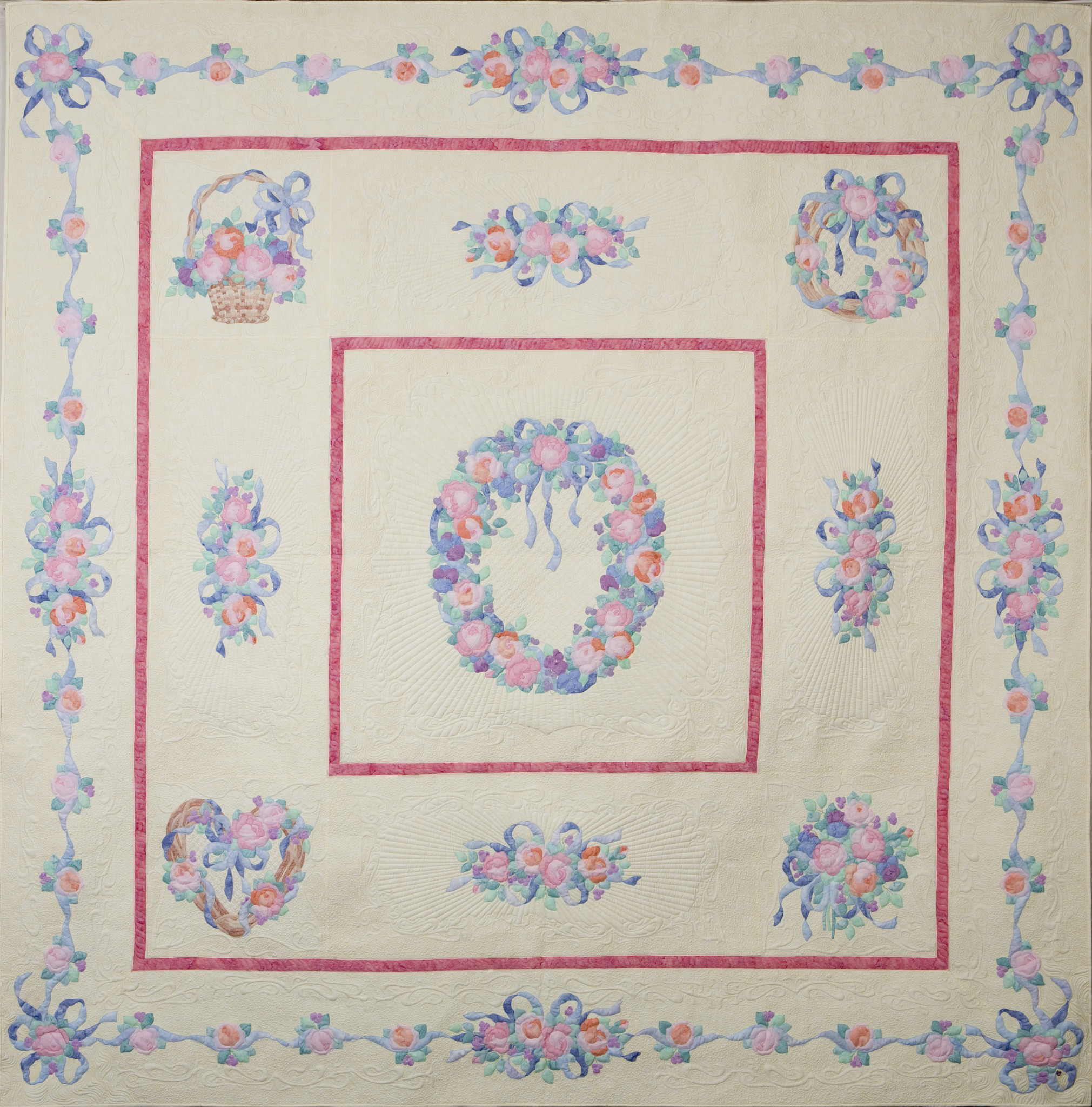 Quilt Guild Newsletter Ideas : Ribbons&Roses - Auckland Quilt Guild Inc