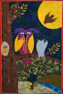 Dianne Dowd 'Owls Do Cry'