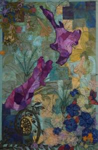 Marj Ussher 'New Zealand Is a Garden'